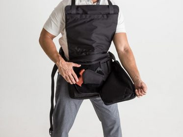 Ballistic-Bag-Demonstration-als-frontschutz